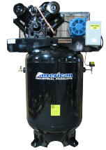 American Industrial Air Compressor - CI1021E120V