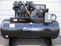 American Industrial Air Compressor - CI1021E120H