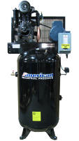 American Industrial Air Compressor - CI521E80V