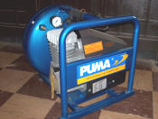 Puma Portable Air Compressor - DD2004V
