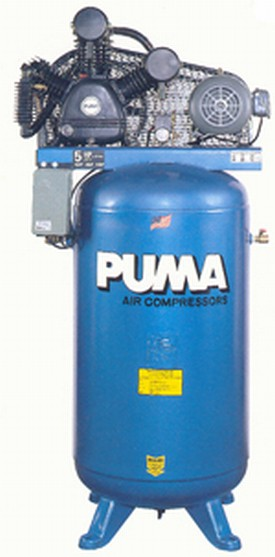 Puma Industrial Air Compressor - TK5080V