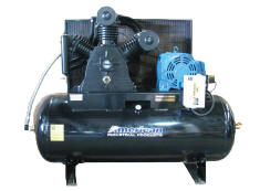 American Industrial Air Compressor - TUK150120H