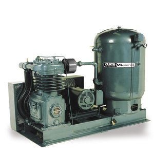 Curtis Industrial Air Compressor - 25 HP